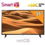 LG 55UN7340PVC smart 4k UHD LED TV HDR, New Model 2020