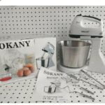 Sokany Hand Held Mixer With Bowl