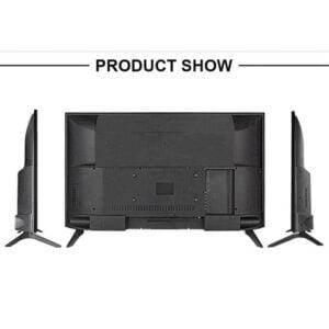Taj 40 LED HD Digital TV black