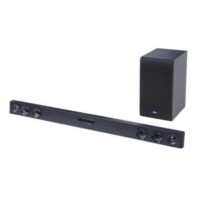 LG SJ3 sound bar - 2.1ch 300W