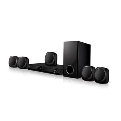 LG LHD427 Home Theater - 5.1 Channel, 300W, Satellite, Bluetooth