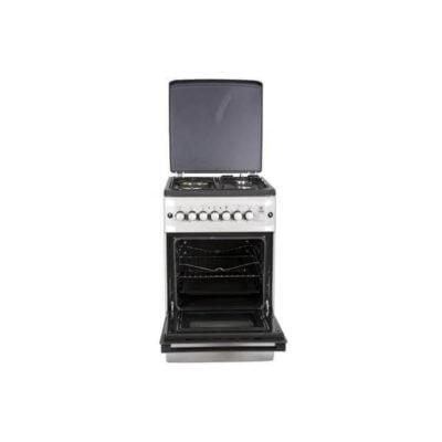 Mika MMika Standing Cooker MST55PI31SL/HC ST55PI31SL/HC Standing Cooker, 50cm X 55cm, 3 + 1