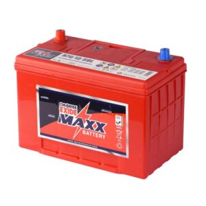 Chloride Exide battery N70 MFL Chloride Maxx