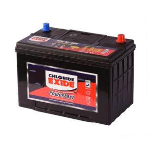 Chloride Exide battery N70 MFL Powerlast