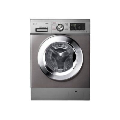 99.9% ALLERGENES REDUCED with Steam Design & convinient Touch UI Award and Proven Inverter DD for a Powerful Wash with Less Noise OPTIMAL WASH for fabrics with 6motion DD