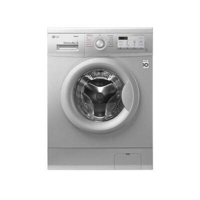 LG Washing Machine FH4G7TDY5 Front Load, 8KG, DD, Steam