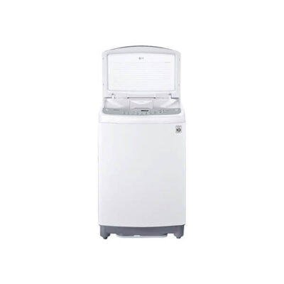 LG Washing Machine, T1366NEFVF Top Loader 13KG white