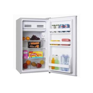 Ramtons RF/223 93 LITERS SINGLE DOOR FRIDGE, SILVER