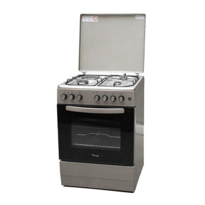 Ramtons 3G+1E 60X60 STAINLESS STEEL TOP COOKER- RF/410