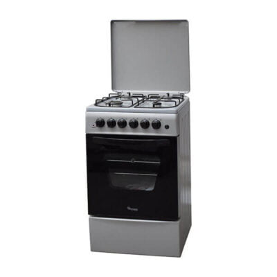 Ramtons 4GAS+ELECTRIC OVEN 50X50 SILVER COOKER- RF/316
