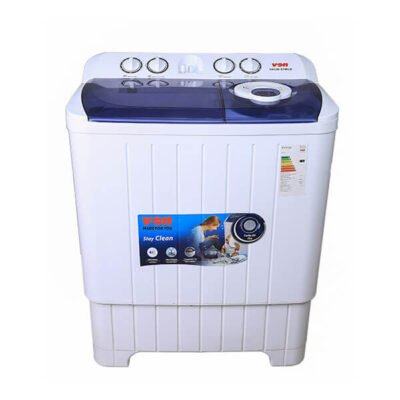 Hotpoint Von VALW-07MLB Twin Tub Washing Machine White