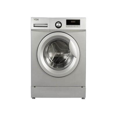 Von hotpoint HWF-608S/VALW-06FXS Front Load Washing Machine Silver 6KG