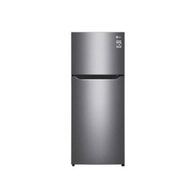 LG GN-B202SQBB Refrigerator Top Mount Freezer 202L – Silver