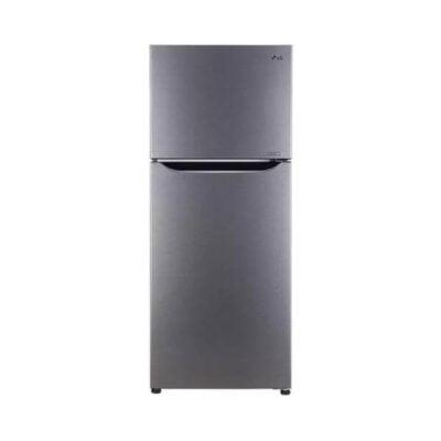 LG GL-C252SLBB Refrigerator Top Mount Freezer 258L – Silver