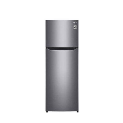 LG GN-B372SQCB Refrigerator Top Mount Freezer 333L – Silver