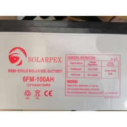 Solarpex 100AH Battery best price in Kenya