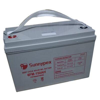 Sunnypex Solar Battery 200AH best price in Kenya
