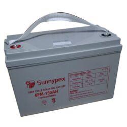 Sunnypex Solar Battery 100AH best price in Kenya
