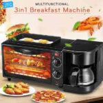 3 In 1 Breakfast Maker Machine With Grill best price in Kenya