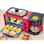 3 In 1 Breakfast Maker Machine With Grill price in Kenya