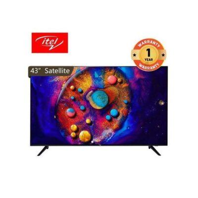 Itel 43 Inches Digital TV