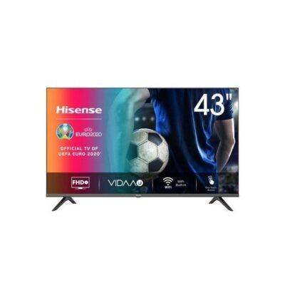 Hisense 43 inch Android Smart Frameless Tv price in Kenya