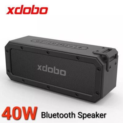 Xdobo Bluetooth Speaker 40W Strong Bass 8hours Playtime
