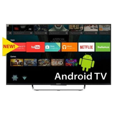 TCL Televisions S6500 43 Android AI Smart TV Black in Kenya