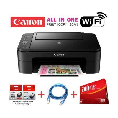 Canon PIXMA TS3140-Wirelessly Print Scan Copy