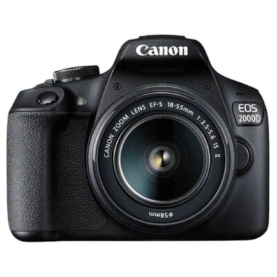 Canon 2000D DSLR Camera