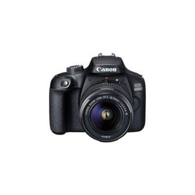 Canon EOS 4000D DSRL CAMERA