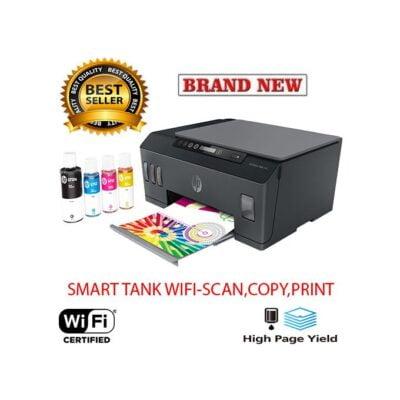 HP Smart Tank 515 Wireless Color Scan Print Copy