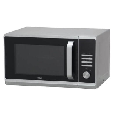 Mika Microwave Oven 23L with Grill Digital Control Panel MMWDGBH2333S