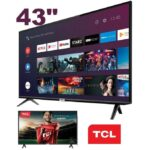 TCL 43 inch 4K Android smart Tv